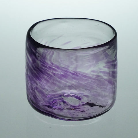 Violet Small Glass by Studio Xaquixe