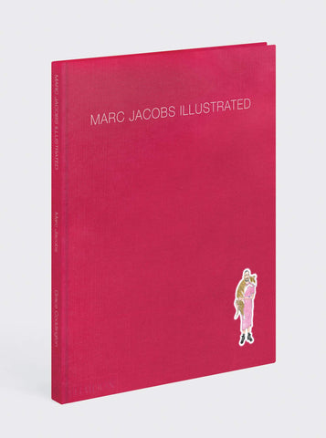Marc Jacobs Illustrated Grace Coddington