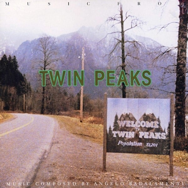 Twin Peaks Soundtrack LP