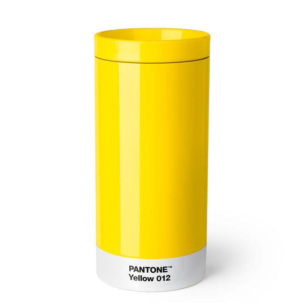 Pantone To Go Cup Yellow 012