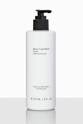 Maison Louis Marie No.09 Vallée de Farney - Body and Hand Wash