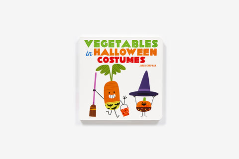 Vegetables In Halloween Costumes, Jared Chapman