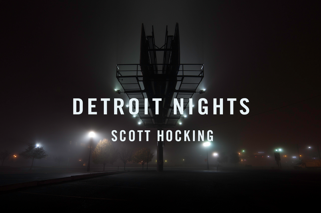 Scott Hocking: Detroit Nights