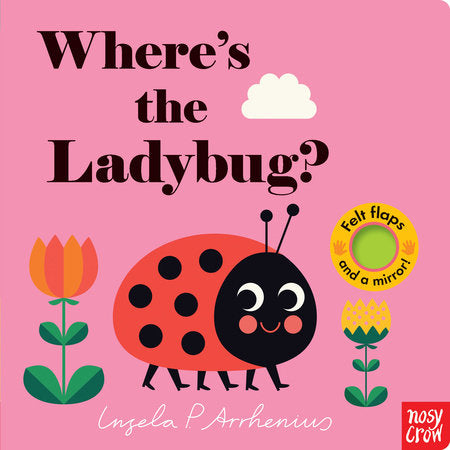 Where's the Ladybug by Nosy Crow
