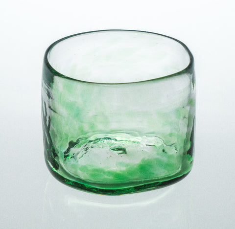 Bristol Green Small Glass by Studio Xaquixe