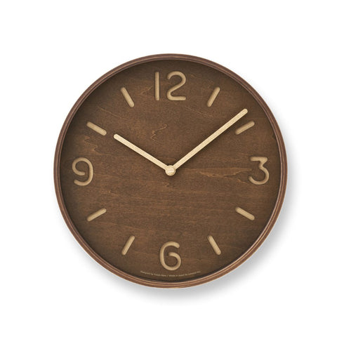 Thompson Wall Clock