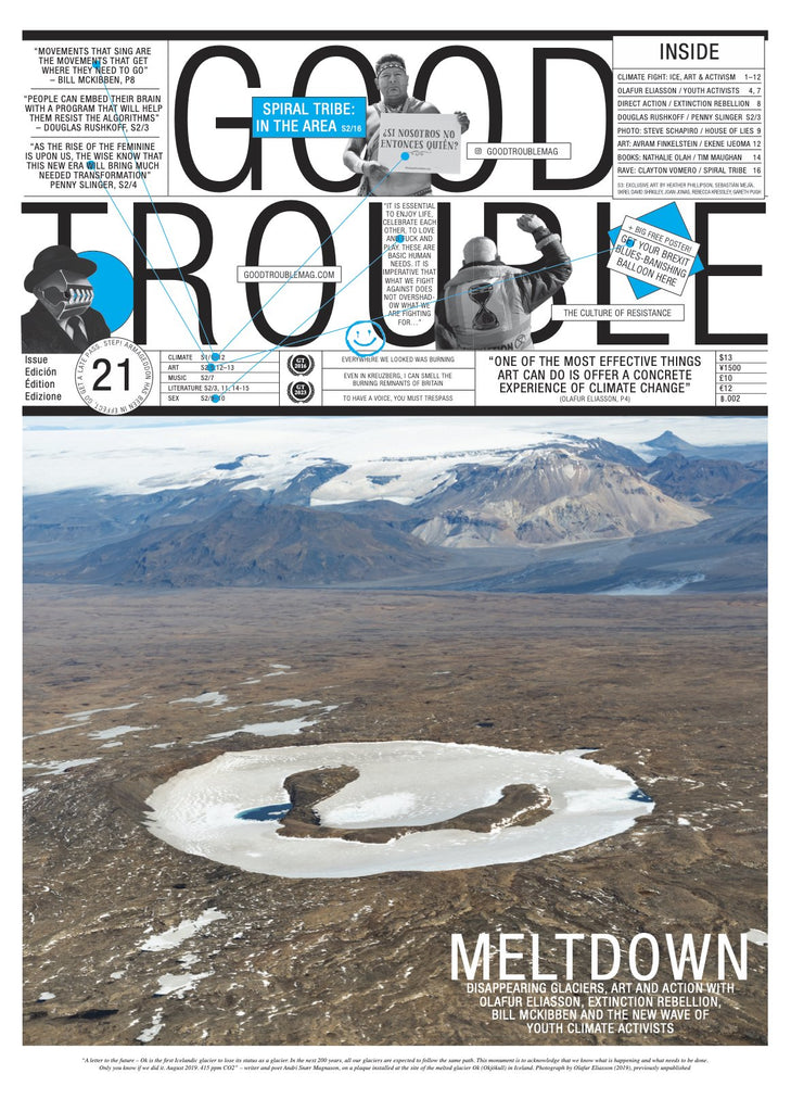 Good Trouble Magazine Issue 21