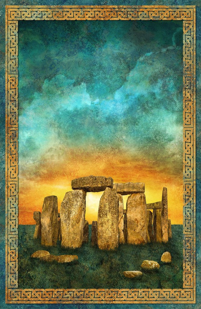 Stonehenge Gradations by Northcott