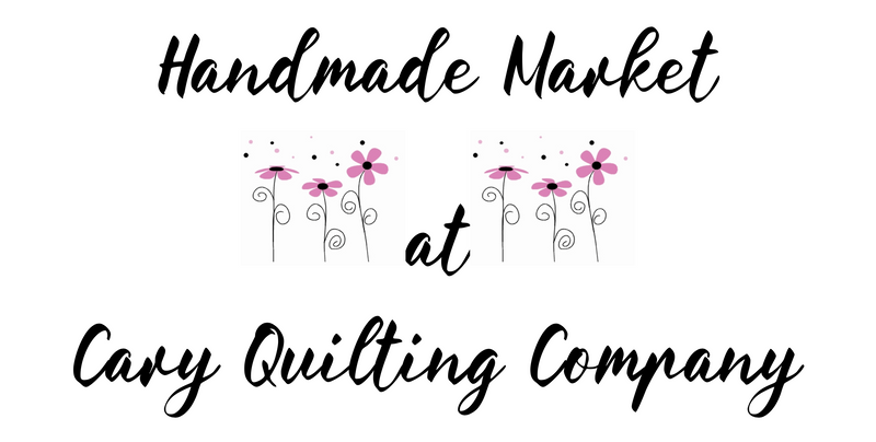 Handmade Market! May 1, 2021