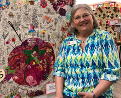 Sue Dressler, Instructor at Cary Quilting Company