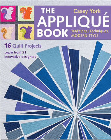 The Applique Book - 11131