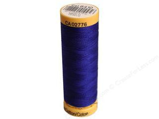 Gutermann Cotton Thread, 100m Monaco Blue, 6410