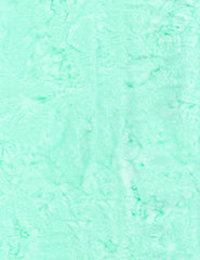 Anthology Lava Batik Solids 1612 Bliss (Light Turquoise)