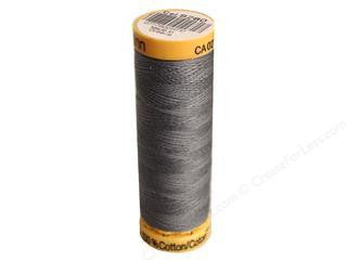Gutermann Cotton Thread, 100m Steel, 9280