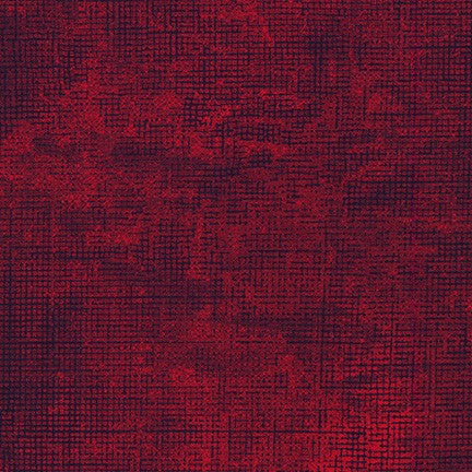 "108"" Chalk and Charcoal Quilt Backing Fabric - Crimson Red - AJSXD-28973-91 CRIMSON"