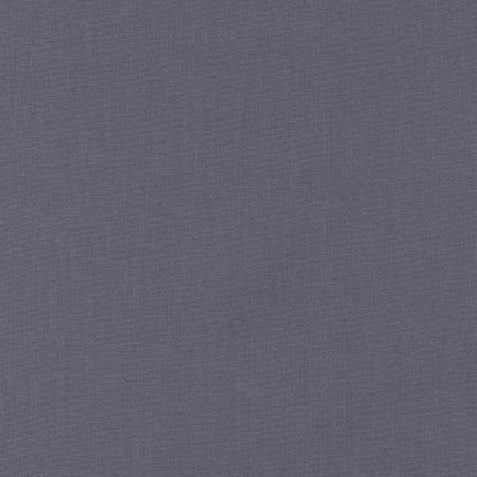 "108"" Kona Cotton Solid Backing Fabric in Coal - K082-1339"