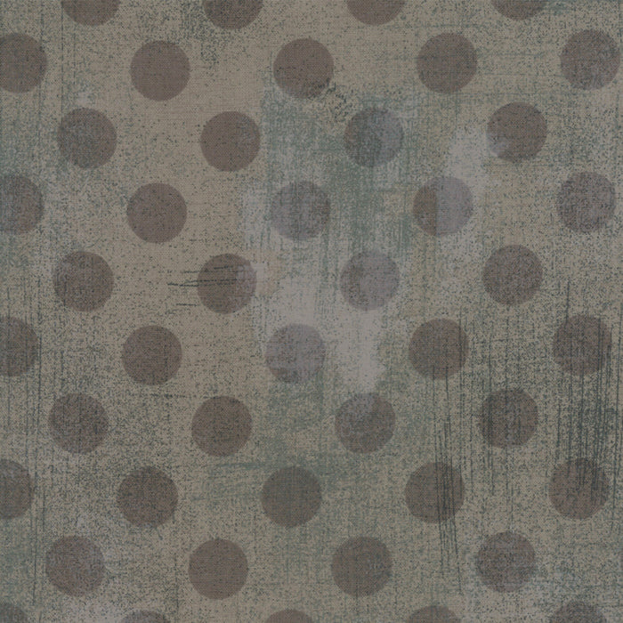 "Moda 108"" wide Grunge Hits the Spot Backing in Gray Couture - 11131 33"