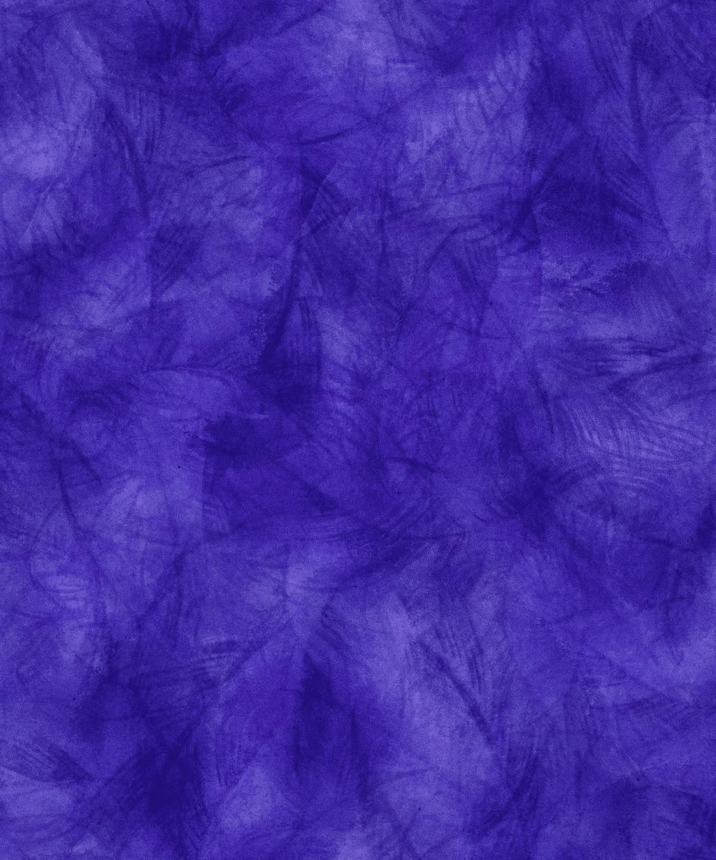 "118"" Etchings Quilt Backing Fabric - Amethyst/Deep Purple - 18 20007"