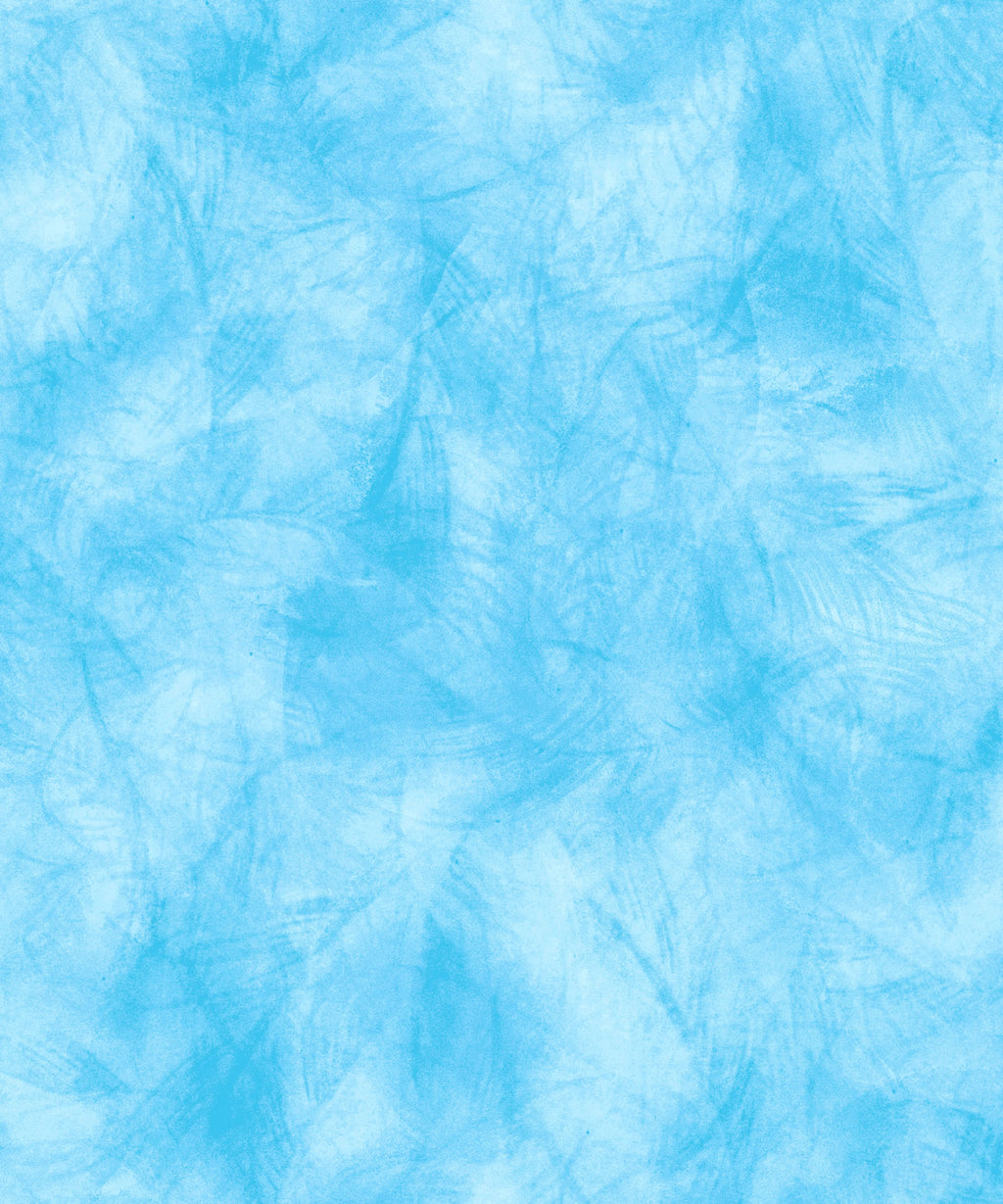 "118"" Etchings Quilt Backing Fabric - Sky Blue - 18 20012"
