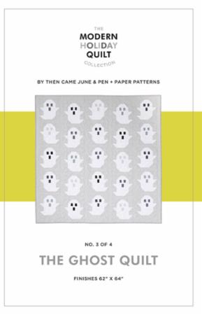 Modern Holiday - The Ghost Quilt Pattern - TCJ 4405