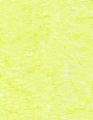 Anthology Batik Solids 1421 Light Yellow Green