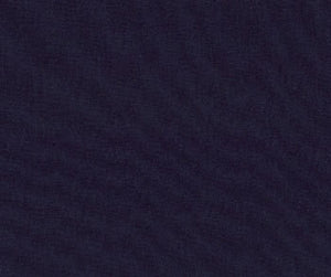 "Moda 108"" Bella Solids Quilt Backing in Navy - 11082 20"