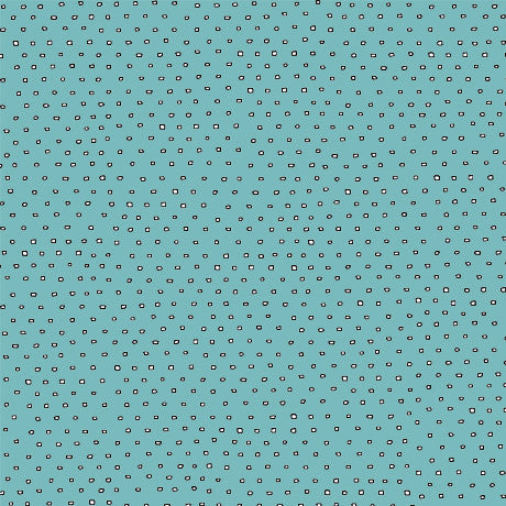 Pixie - Square Dot Blender in Dark Aqua - 24299-QJ