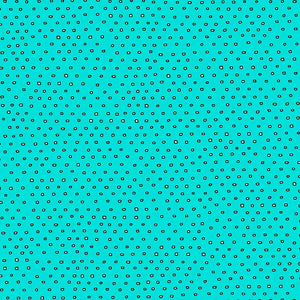 Pixie - Square Dot Blender in Turquoise - 1649-24299-Q