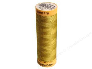 Gutermann Cotton Thread, 100m Yellowstone, 8935