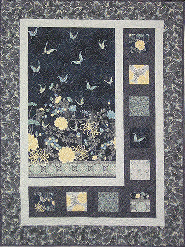 Sidelights Quilt Pattern - MPC 302