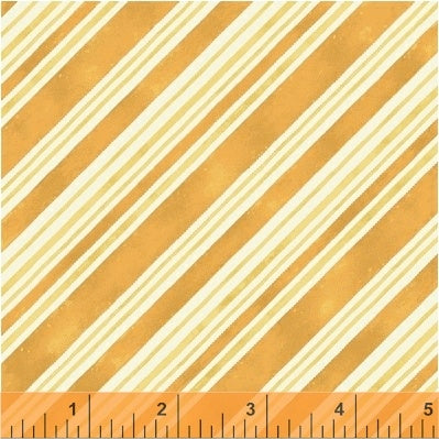 Bee My Sunshine - Stripes in Yellow/Orange - 43319-6