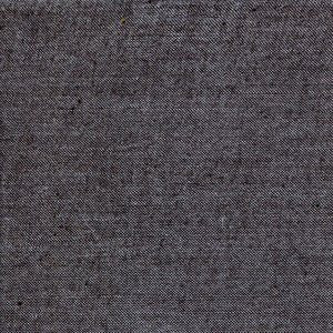 Peppered Cottons Fabric in Charcoal - 14