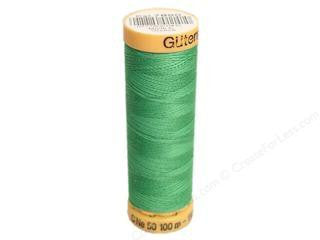Gutermann Cotton Thread, 100m Spearmint, 7890