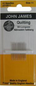 Betweens Hand Needles, size 11