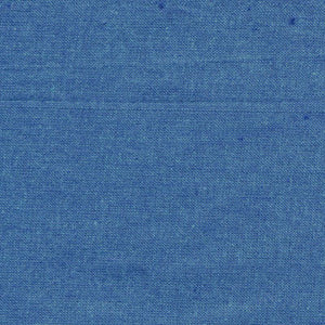 Peppered Cottons Fabric in Blue Jay - 41