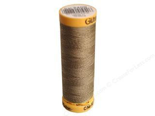 Gutermann Cotton Thread, 100m Taupe, 3400