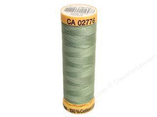 Gutermann Cotton Thread, 100m Light Moss, 7970