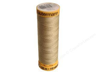 Guterman Cotton Thread, 100m Beige