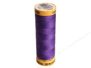 Gutermann Cotton Thread, 100m Purple, 6110