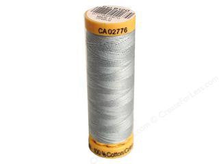 Gutermann Cotton Thread, 100m Silver, 9120