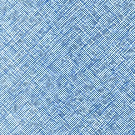 "108"" Widescreen Quilt Backing in Pacific (Blue) - AFRX-14469-60 PACIFIC"