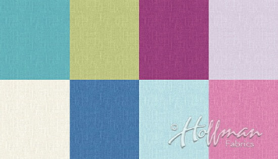 "All a Twitter Quilt Fabric - Blender Panel in Sweet Pea - P4394-477 - SOLD AS AN APPROXIMATELY 72"" PANEL"