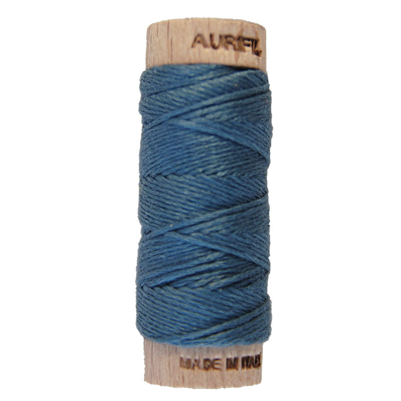 Aurifloss Embroidery Floss by Aurifil - Medium Blue Grey/Gray - 18yds - PAF5WS 1310