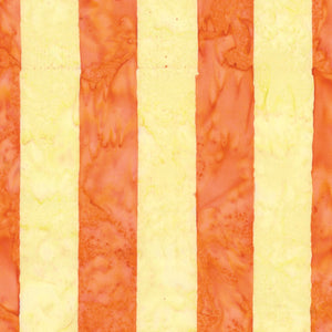 Artisan - Batik - Big Stripe in Yellow - BKKF005.0YELL