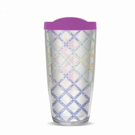 Acrylic Tumbler, 16 ounce - Irish Chain - CWTU-2361