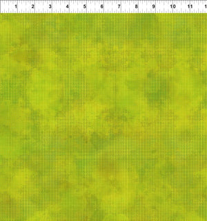 Dit Dot Evolution Quilt Fabric in Sunflower Gold - 1DDE 17