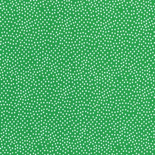 Garden Pindot Quilt Fabric - Turf Green - CX1065-TURF-D