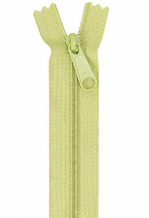 "Handbag Zipper, 24"", Single Slide By Annie - Apple Green - ZIP24-200"