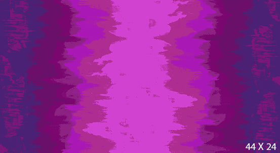 Inferno Quilt Fabric - Inferno in Imperial Purple/Pink - A-9596-P1
