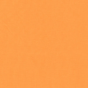 Kona Cotton Solid in Goldfish Orange - K001-474